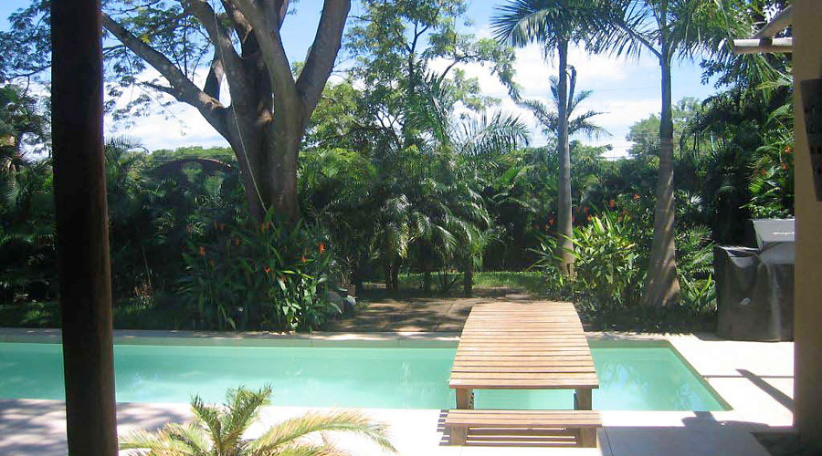 Costa rica immobilier casa del sol opportunit maison for Piscine jardin tropical